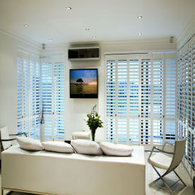 Modern, contemporary, full_height_white_shutters,